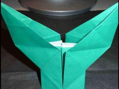 origami stem and leaf how to fold flower leaf stem origami 花の葉っぱ折り紙折り方 de flor