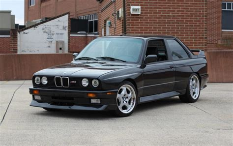 1990 Bmw M3 by S52 Powered 1990 Bmw M3 For Sale On Bat Auctions Sold