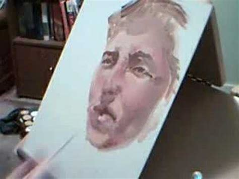 acrylic painting portraits tutorial how to paint a portrait ii