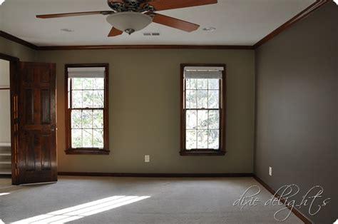 paint colors for living room with light wood floors oak trim light brown walls house decor oak