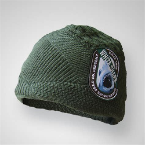 shark knit hat sensible gifts great white shark knitted hat