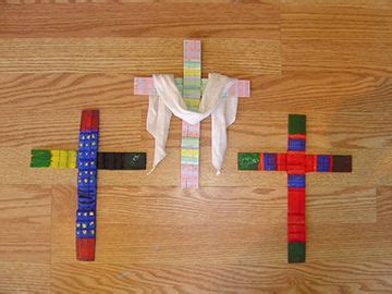 lent crafts for lent activities for he has risen