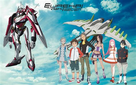 eureka seven eureka seven favourites by animefreak9000 on deviantart