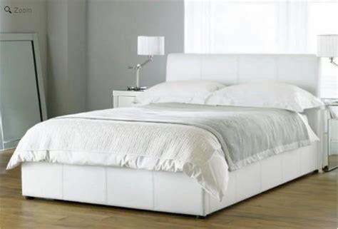white ottoman bed frame white ottoman bed frame homehighlight co uk