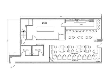 bar floor plans grill and bar floor plans service slyfelinos simple