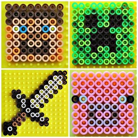 where can you get perler minecraft perler patterns and ideas minecraft amino