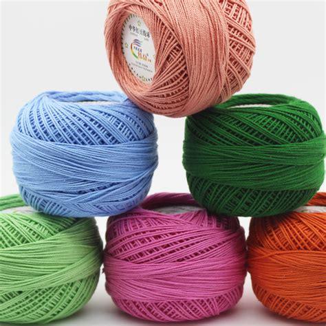 cotton yarn knitting 300g lot 3 crochet cotton yarn thin yarn lace cotton