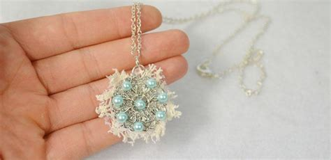 how to make lace jewelry how to make a metal lace pearl necklace a choice for
