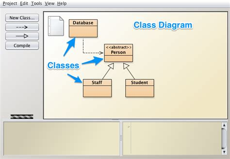blue j classes and objects in bluej learneroo