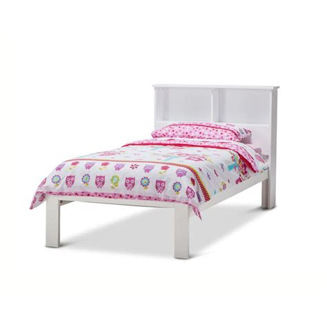 single bed frames for herry single bed frame w storage headboard white buy