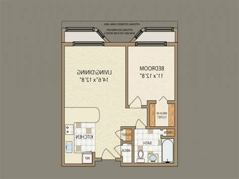 1 bedroom apartment design ideas emejing 1 bedroom apartment floor plans ideas home design