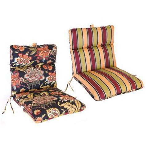 patio chair cushions on clearance furniture outdoor living chair cushions clearance