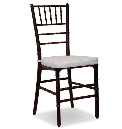 Chairs For Rent by Mahogany Chiavari Chair For Rent In Miami Broward Palm