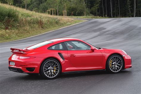 Porsche Turbo S by 2015 Porsche 911 Turbo Turbo S Autoevolution