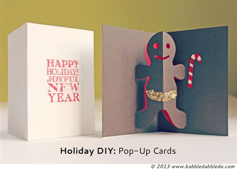 up cards to make diy pop up cards babble dabble do
