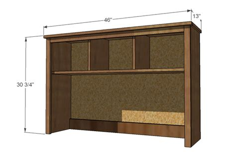hutch woodworking plans woodwork corner desk hutch plans plans pdf free