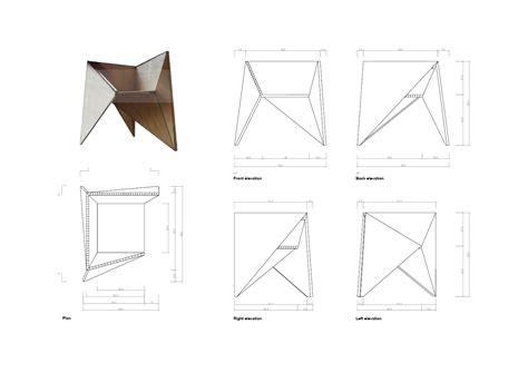 origami blueprints origami chair sukunfuku