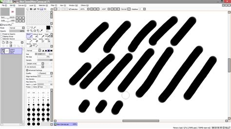 paint tool sai no pressure artrage 4 paint tool sai test results on sony vaio flip