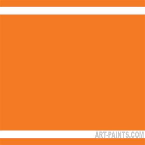 paint colors orange bright orange acrylic enamel paints dag228 bright