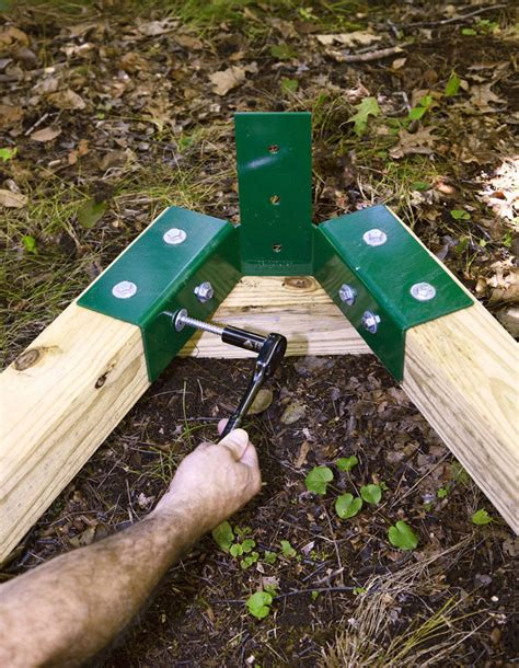 diy backyard swing diy backyard wooden swing set corner