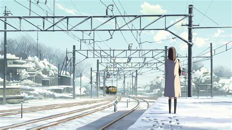 centimeters per second byousoku 5 cm images 5 cm per second hd wallpaper and