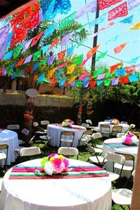 mexican decorations ideas mexican theme paper flowers mexican
