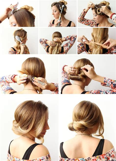how to hair how to wrap roll hair nordstrom