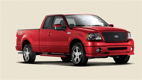 07 Ford F150 by 2007 Ford F 150 Conceptcarz
