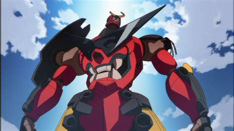 gurren lagann fuel of the gods thoughts on what powers robots