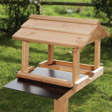 large wooden large wooden bird feeder unique bird feeder