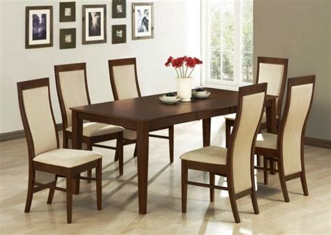 dining room sets with fabric chairs 10 modern dining room sets with awesome upholstery rilane