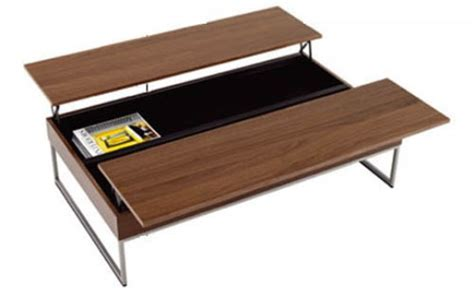 table with storage modern coffee table with storage by bo concept