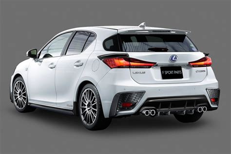 Lexus Ct 200 H by Trd Develops Enhancement Kit For New Lexus Ct 200h