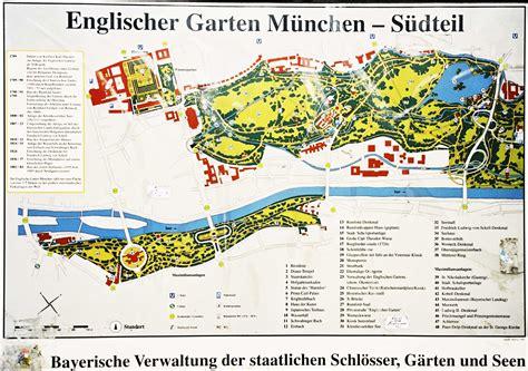 Alter Englischer Garten München by Englischer Garten M 252 Nchen