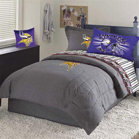 minnesota vikings comforter set minnesota vikings nfl team denim comforter sheet set