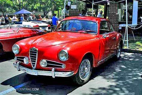 1950 1954 alfa romeo photographs technical gallery 1
