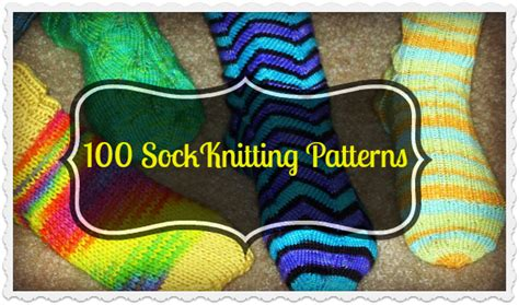 free knit sock patterns 100 free sock knitting patterns the knit wit by shair