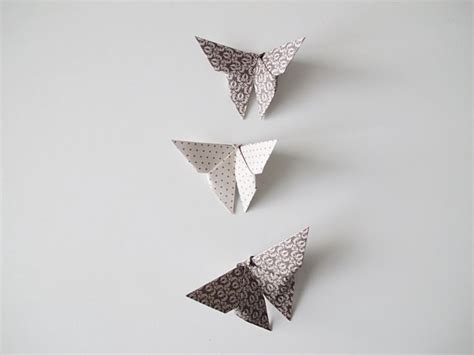 paper butterfly origami diy origami butterflies paper projects