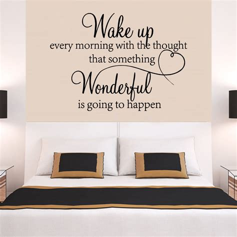 bedroom walls lyrics family wonderful bedroom quote wall stickers