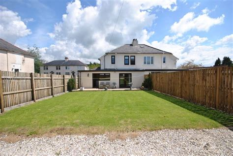 houses rear classic home with 3 bedroom semi detached house for sale in gilmour