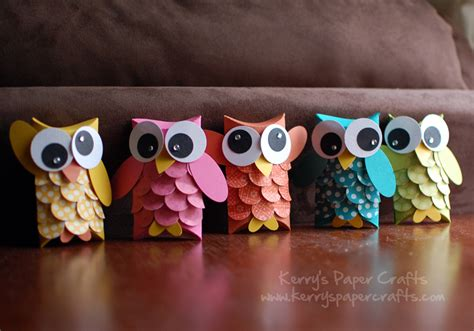 owl craft paper 301 moved permanently
