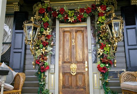 fashioned decorating ideas 50 best door decorations for 2017