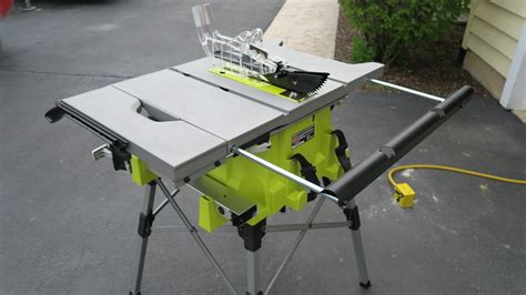 table saws reviews ryobi table saw review tools in power tool reviews