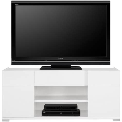 city furniture santino 65 quot white tv stand