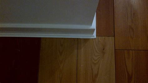 how to cut laminate beading laminate flooring skirting board trim laplounge