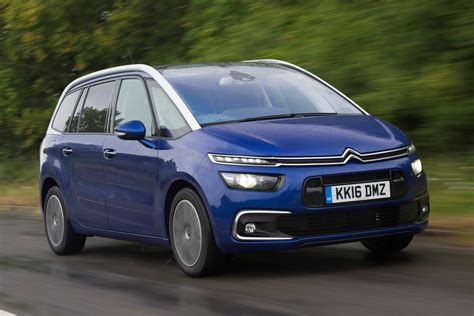 Citroen C4 Grand Picasso by New Citroen Grand C4 Picasso 2016 Review Pictures Auto
