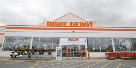 at home depot the home depot s connected approach q a marketing magazine