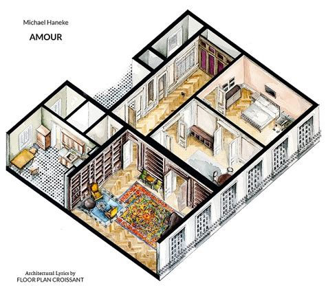 floor plans of tv show houses watercolor floorplans of tv shows and offer