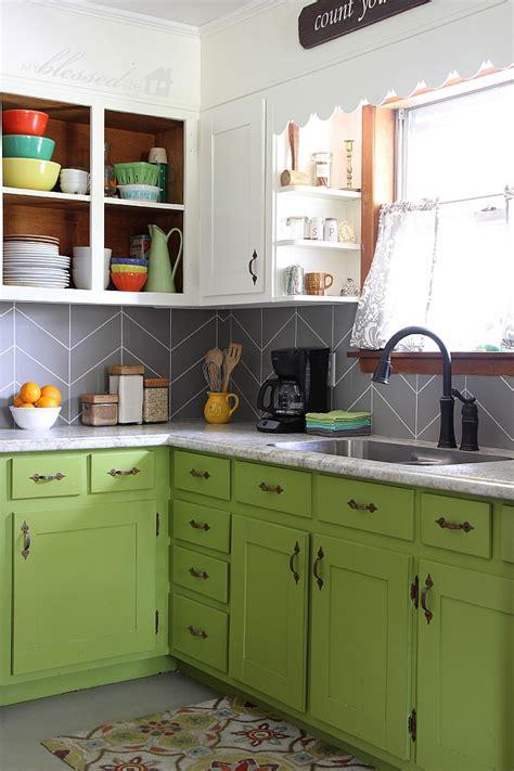 how to do backsplash in kitchen diy herringbone tile backsplash