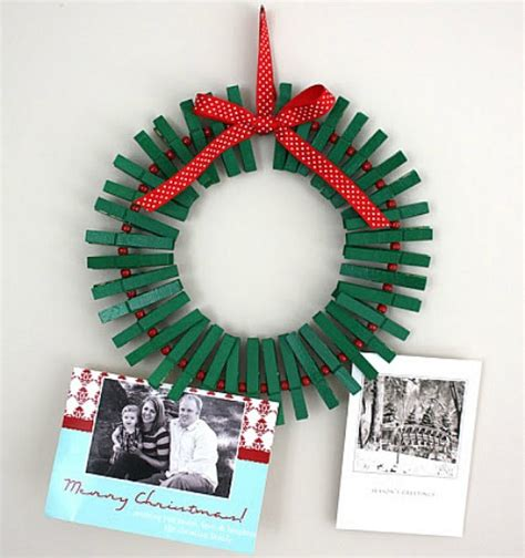 wreath craft for crafts for clothes pin wreath finger